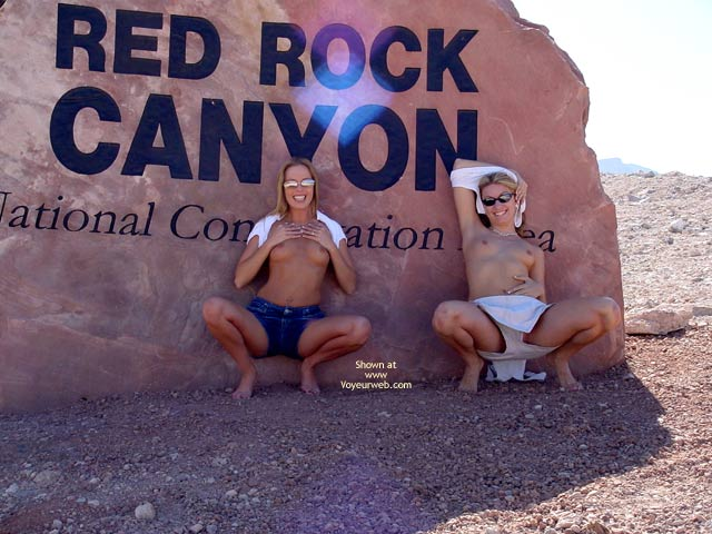 Pic #4 - Angel And Tawnie At Red Rock