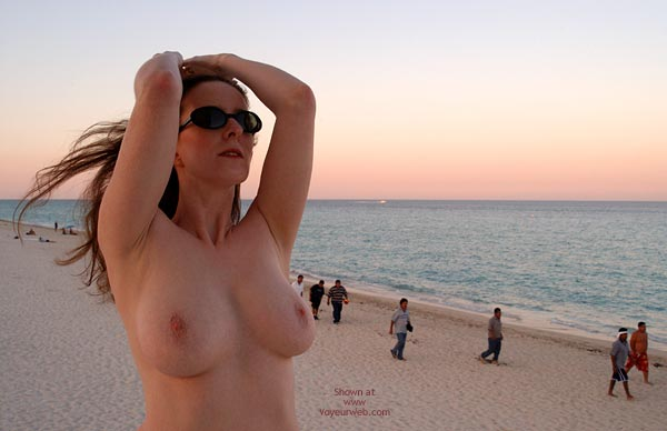 Pic #4 - *Hv English Wife Miami Sunset