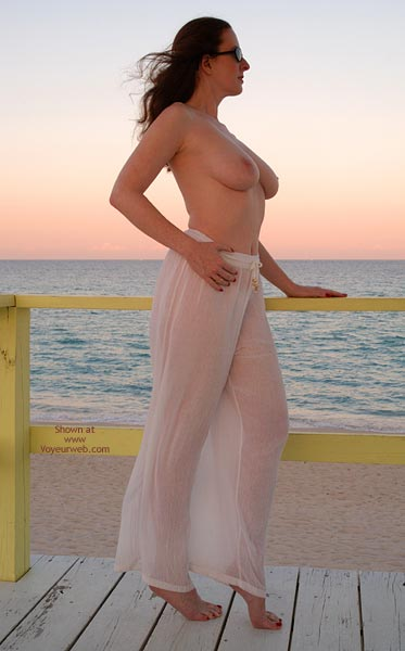 Pic #5 - *Hv English Wife Miami Sunset