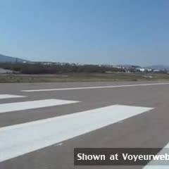 Video On Runway