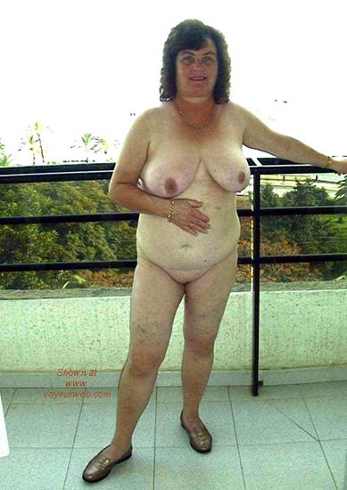 Pic #4 - Naughty Granny