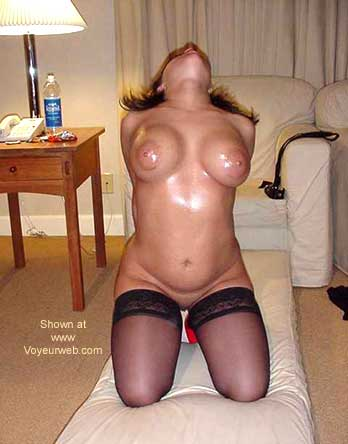 Pic #1 - The Naughty Wife's First Time