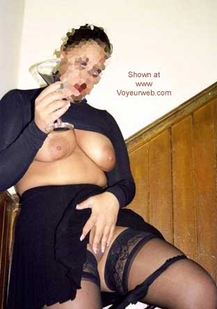 Pic #5 - The Naughty Wife's First Time