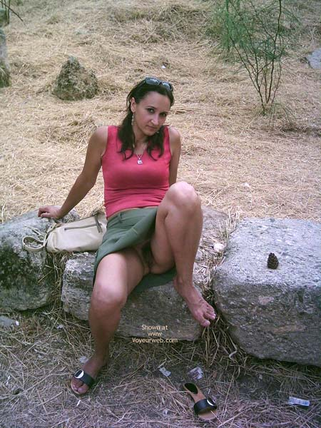 Pic #6 - Nikki At Athens