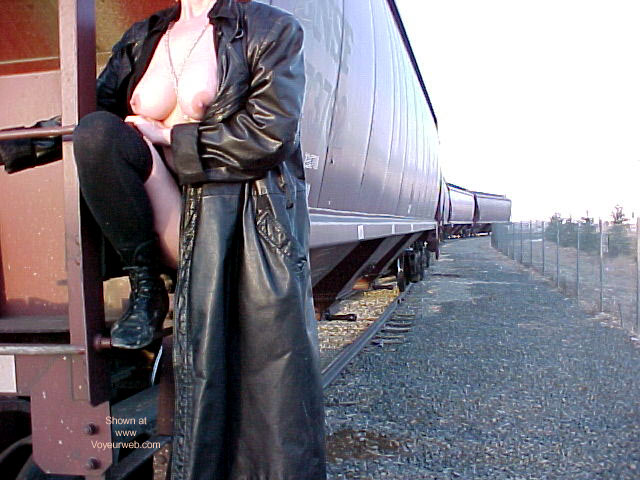 Pic #2 - Honey And The Train