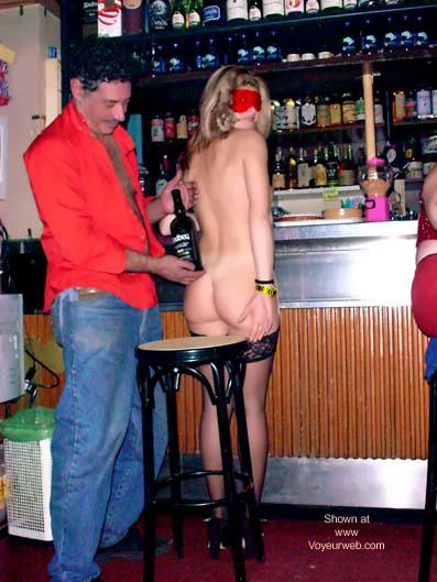 Pic #2 - Lucretia, Nude in a Pub