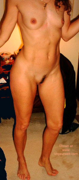 Pic #1 - In and Out of The Thong!