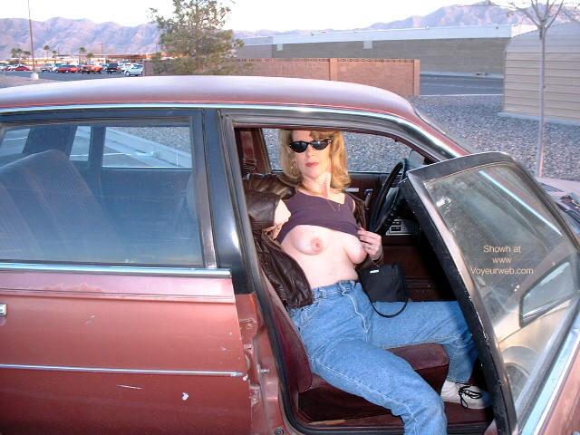 Pic #1 - Flashing in Nevada 2