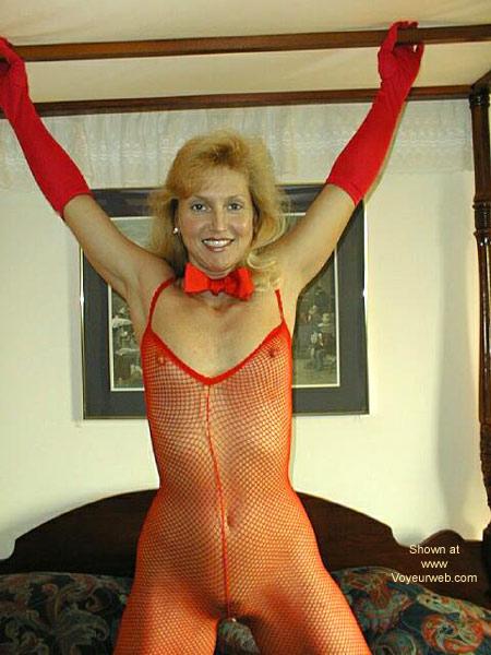 Pic #4 - Brooke Wearing Red 2