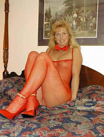Pic #6 - Brooke Wearing Red 2