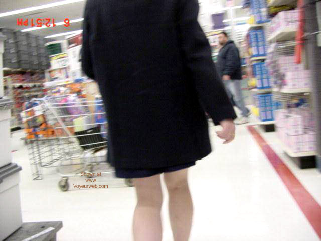 Pic #1 - Amron's Flashing at Walmart!