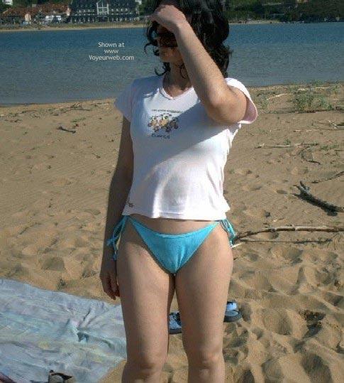 Pic #1 - Spanish Flame In A Nudist Beach