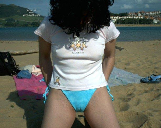 Pic #6 - Spanish Flame In A Nudist Beach