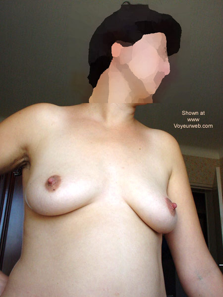 Pic #2 - My Wife Tits
