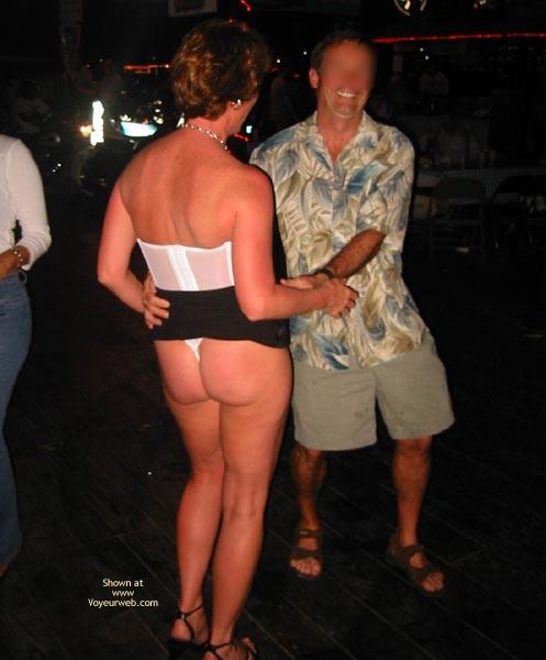 Pic #1 - Renee And Yita Meet On Vacation
