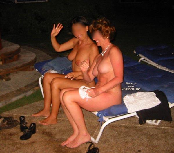 Pic #9 - Renee And Yita Meet On Vacation