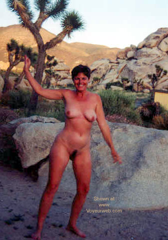 Pic #1 - Vickie in the Desert