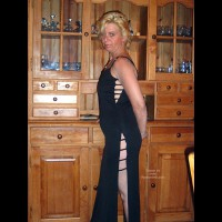 37 Yo (Dutch) Black Dress