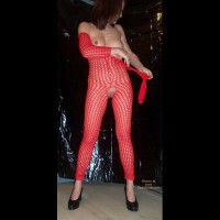 Dutch Pussy in The Red Fishnet RC