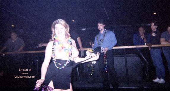 Pic #4 - Lee at Mardi Gras
