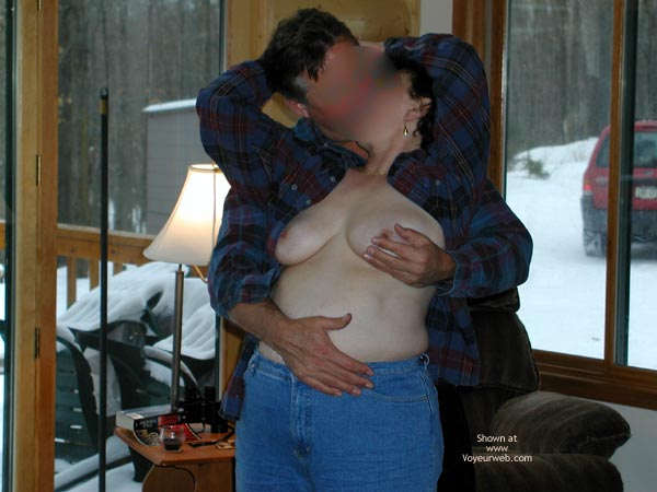 Pic #3 - Wife With Other Guy
