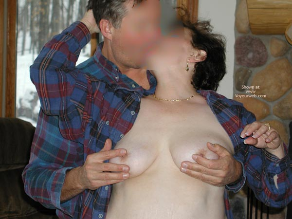 Pic #5 - Wife With Other Guy