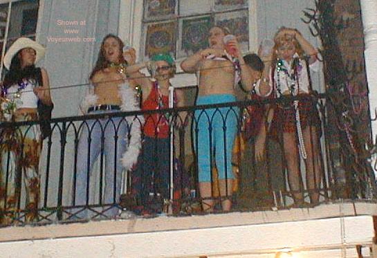 Pic #7 - Mardi Gras 2001