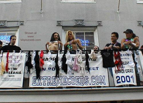 Pic #8 - Mardi Gras 2001