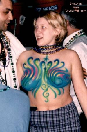 "Pic #1 - Mardi Gras 2001 - ""No Pictures!"""