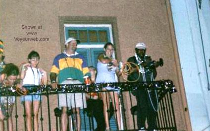"Pic #6 - Mardi Gras 2001 - ""No Pictures!"""