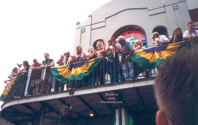 Pic #2 - Mardi Gras Pic In Nawlins