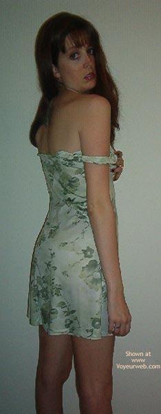 Pic #2 - Lisa Sexy Un-Dress Shots