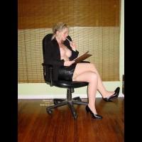 Naughty Angel Secretary