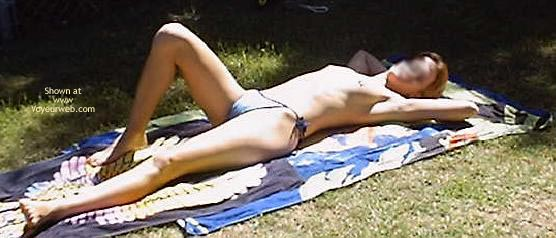 Pic #1 - Tanning Outside