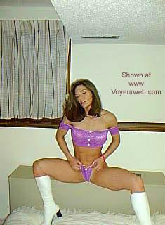 Pic #7 - D Loves Purple