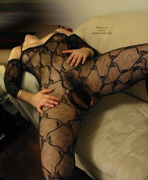 Pic #2 - Body Stocking Fun