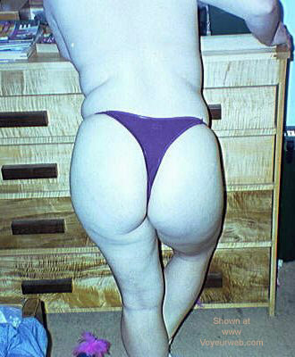 Pic #3 - The Wife In Thongs