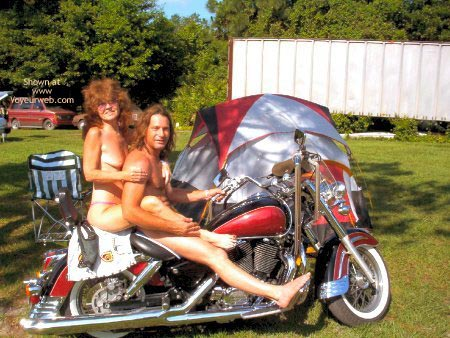 Pic #1 - Lovely At The Buck Naked Biker Bash