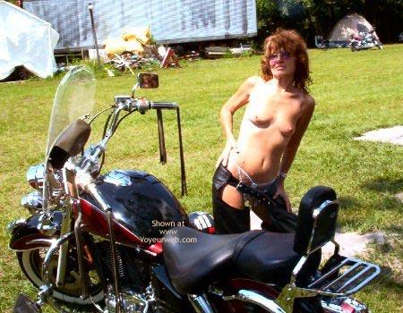 Pic #5 - Lovely At The Buck Naked Biker Bash