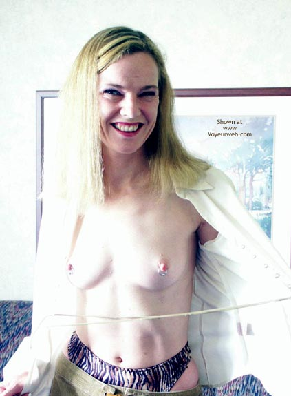 Pic #1 - Lacy Strips For You
