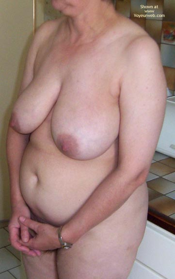 Pic #6 - Claudine Is Nude