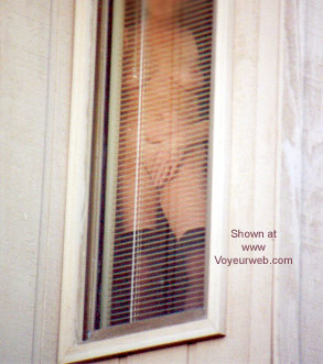 "Pic #2 - ""Peaches"" Through The Window"