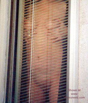 "Pic #3 - ""Peaches"" Through The Window"