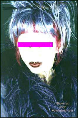 Pic #1 - *IO Magentablue Nightie Submission