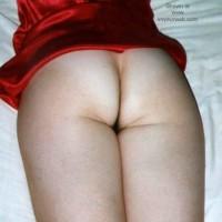 *IO Red Silk Nightie