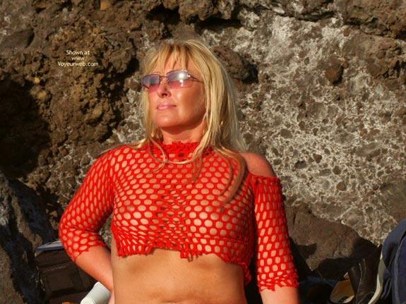 Pic #2 - *Ni Teasing My Nipples In Public
