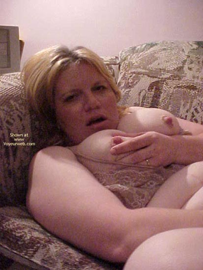 Pic #1 - Horny Big Breasted Bbw Wife