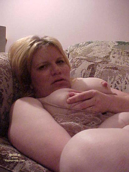 Pic #2 - Horny Big Breasted Bbw Wife