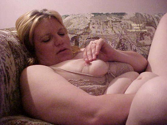 Pic #3 - Horny Big Breasted Bbw Wife