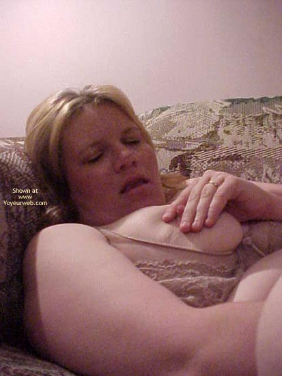 Pic #4 - Horny Big Breasted Bbw Wife